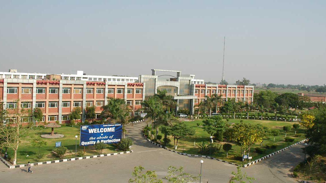 Shaheed Udham Singh College of Engineering & Technology