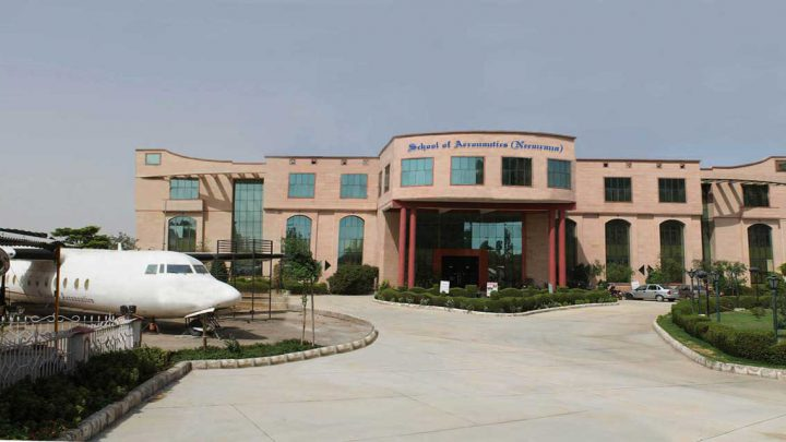 School of Aeronautics, Rajasthan Technical University, Neemrana
