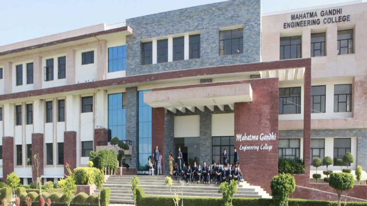 Mahatma Gandhi Engineering College