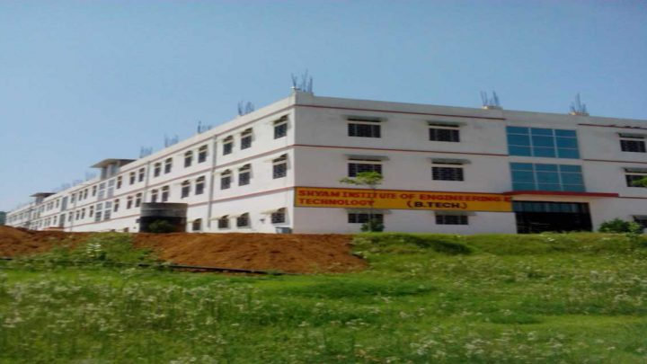 Shyam Institute of Engineering & Technology
