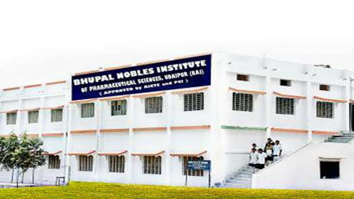 Bhupal Nobles Institute of Pharmaceutical Sciences