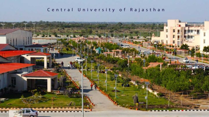 Centarl University of Rajasthan