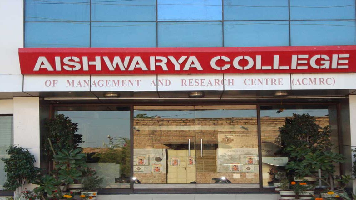 Aishwarya College of Management & Research Centre