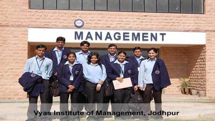 Vyas Institute of Management