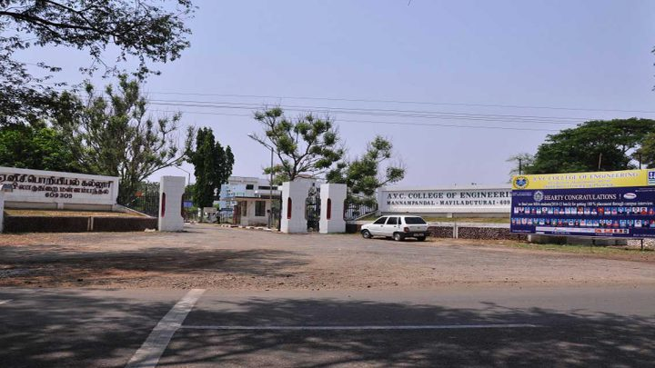AVC College of Engineering