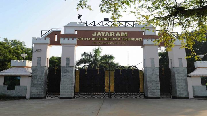 Jayaram College of Engineering and Technology