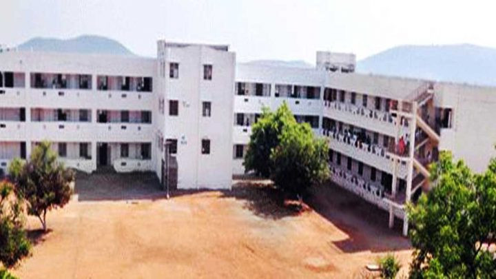 M.P Nachimuthu M. Jaganathan Engineering College