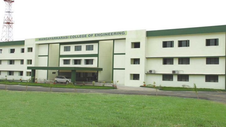 Mangayarkarasi College of Engineering