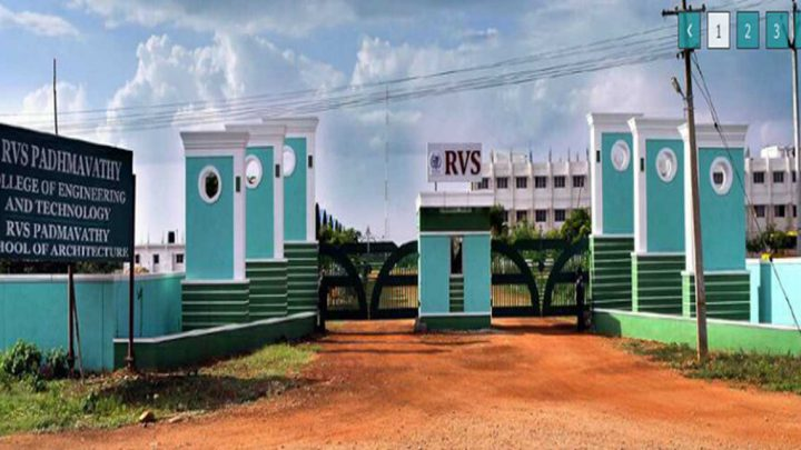 RVS Padhmavathy College of Engineering and Technology