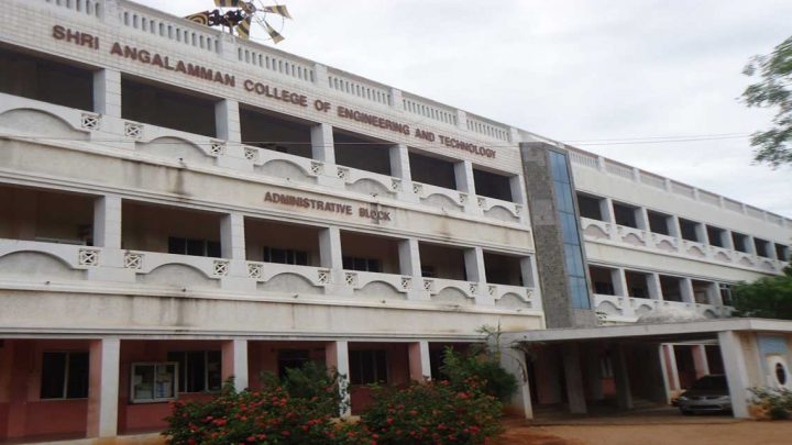 Shri Angalamman College of Engineering and Technology