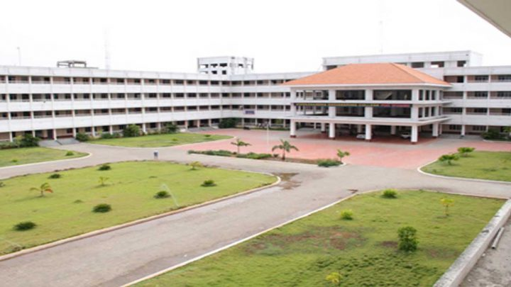 Vivekanandha Engineering College for Women