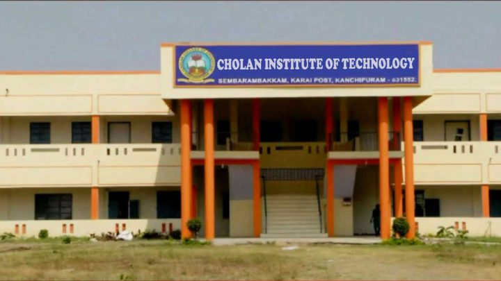 Cholan Institute of Technology