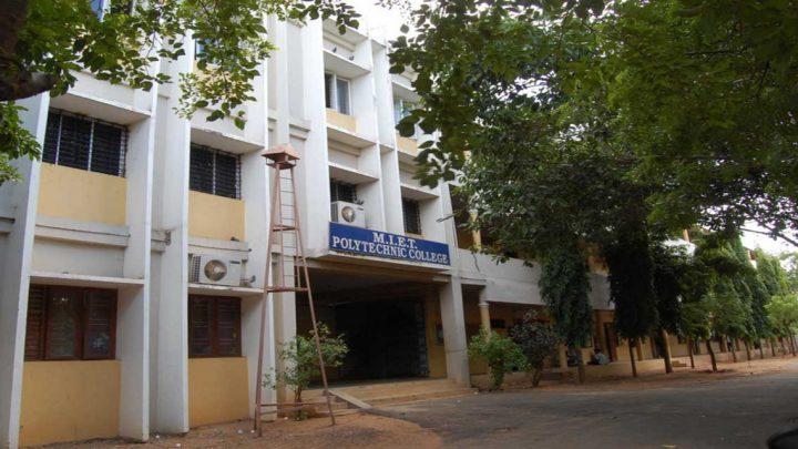 M.I.E.T Polytechnic College