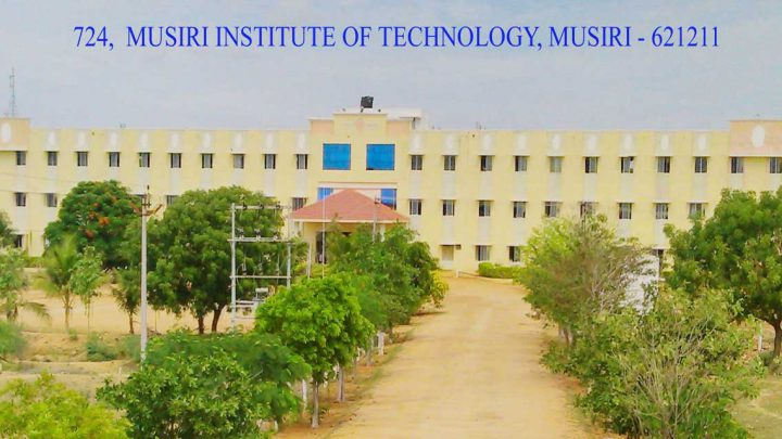 Musiri Institute of Technology