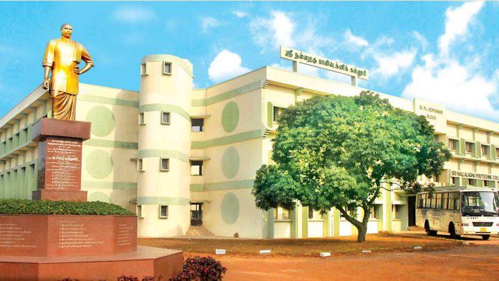 Sri Nallalaghu Nadar Polytechnic College