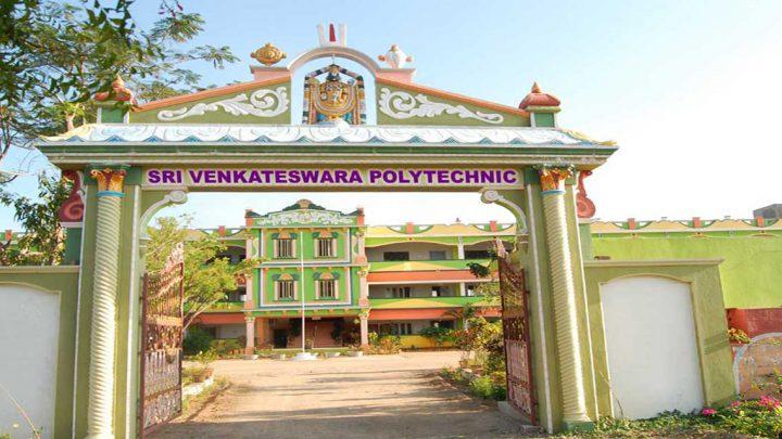 Sri Venkateswara Polytechnic College, Kazhudur