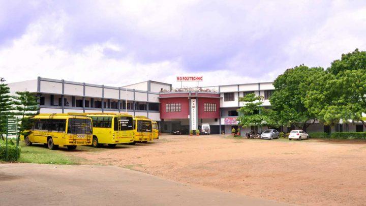Moderator Gnanadason Polytechnic College