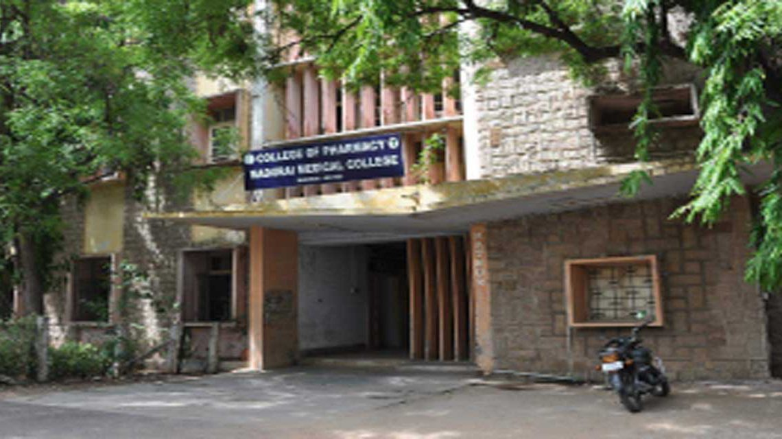 College of Pharmacy, Madurai Medical College
