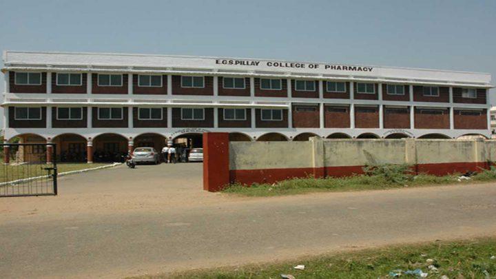 Edayathangudy GS Pillay College of Pharmacy