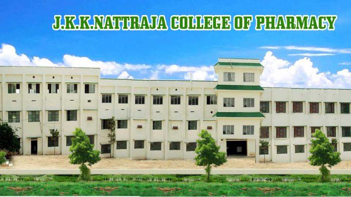 JKK Nattraja College of Pharmacy