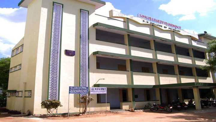 KM College of Pharmacy