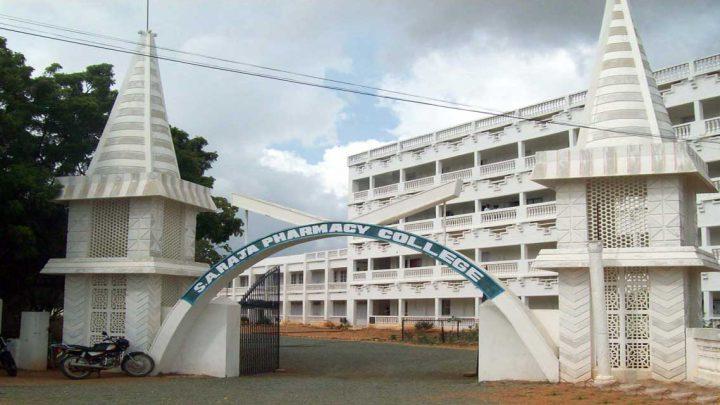 S.A Raja Pharmacy College