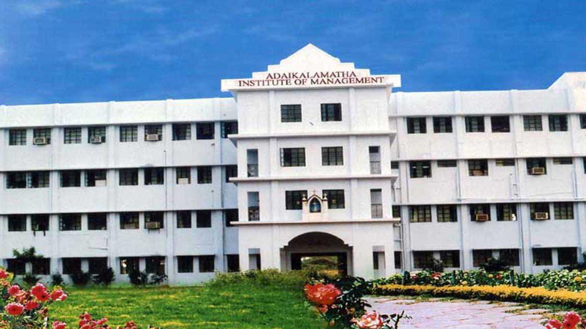 Adaikalamatha Institute of Management