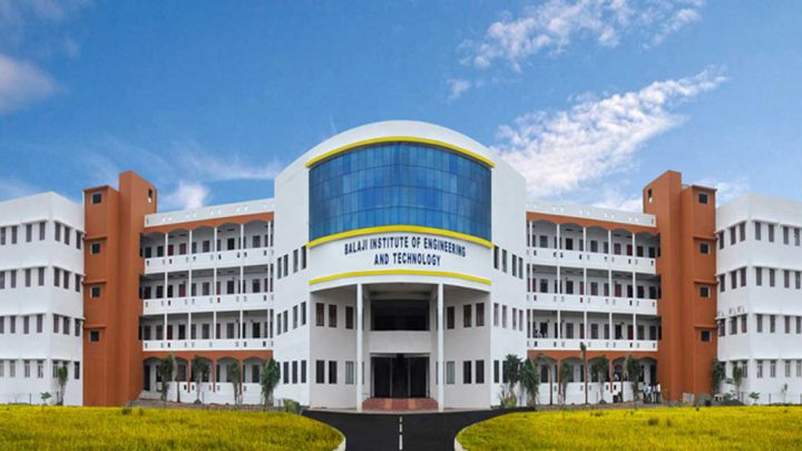Balaji Institute of Engineering and Technology