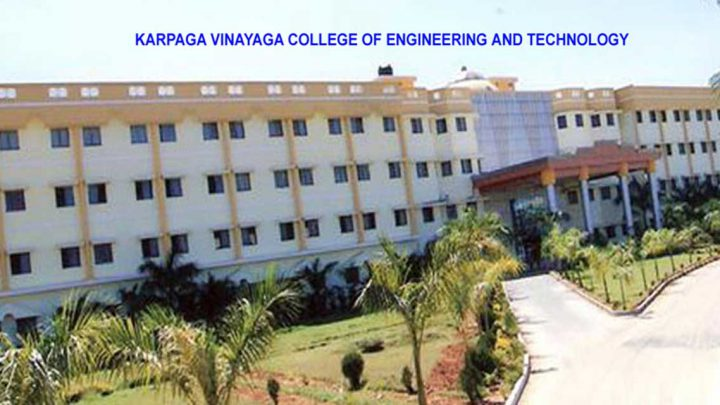 Karpaga Vinayaga College of Engineering and Technology