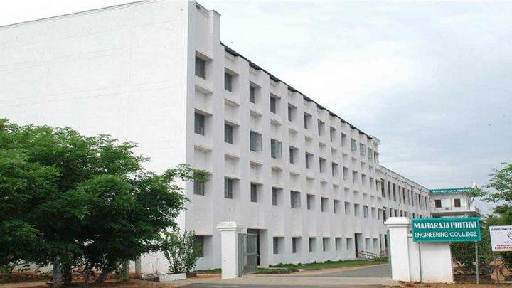 Maharaja Prithvi Engineering College