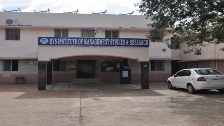 RVS Institute of Management Studies & Research
