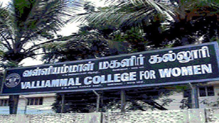 Valliammal College for Women
