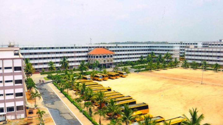 Vivekanandha Institute of Engineering and Technology for Women