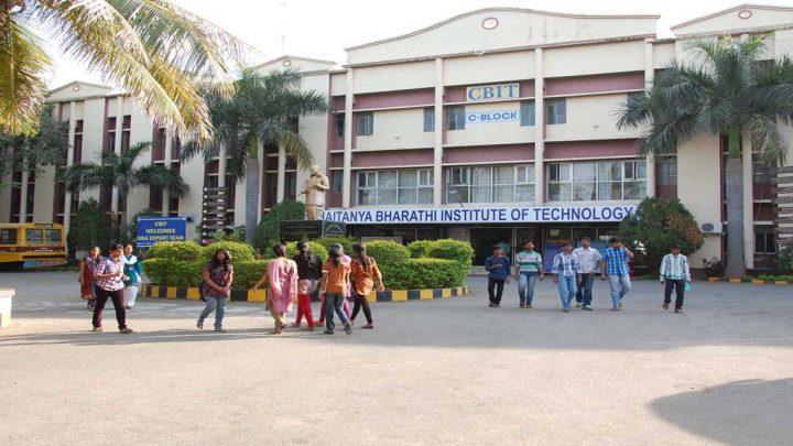 Chaitanya Bharathi Institute of Technology, Hyderabad
