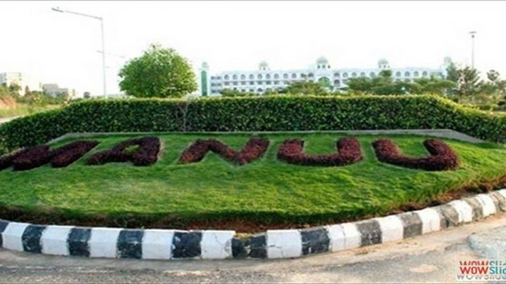 School of Computer Science and Information Technology, Maulana Azad National Urdu University