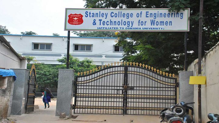Stanley College of Engineering & Technology for Women