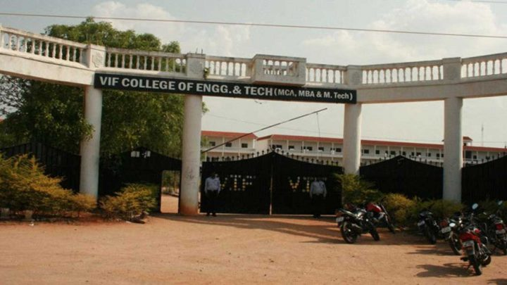 Pallavi VIF College of Engineering and Technology