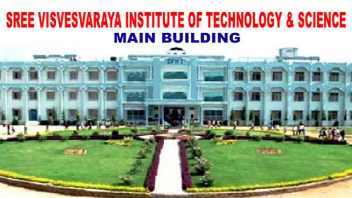 Sree Visvesvaraya Institute of Technology and Science