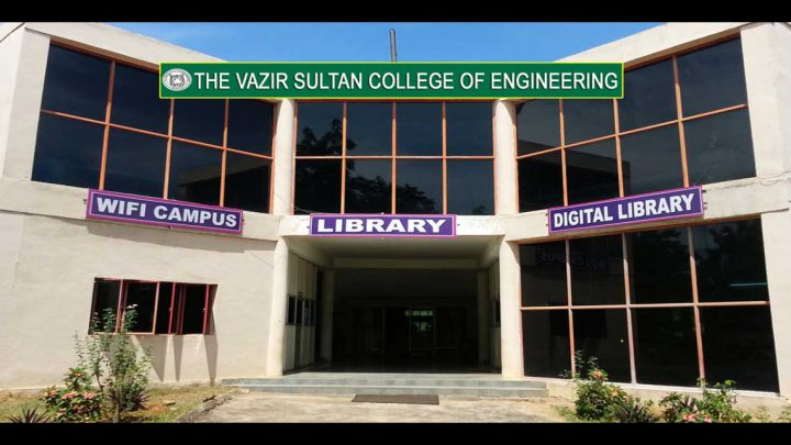 The Vazir Sultan College of Engineering