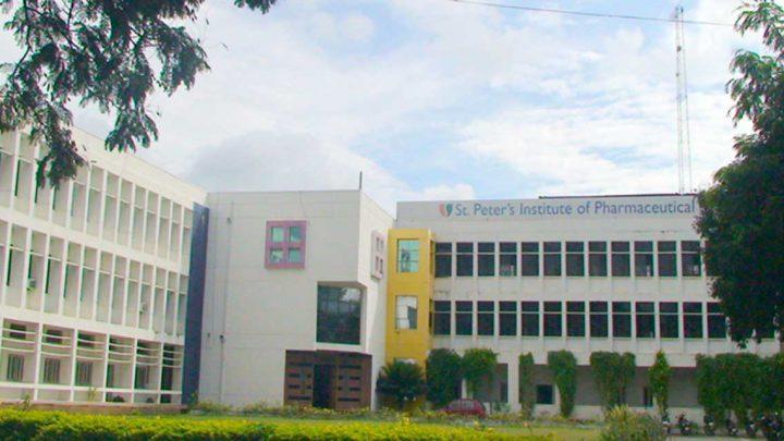 St. Peters Institute of Pharmaceutical Sciences
