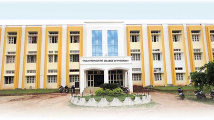 Talla Padmavathi College of Pharmacy