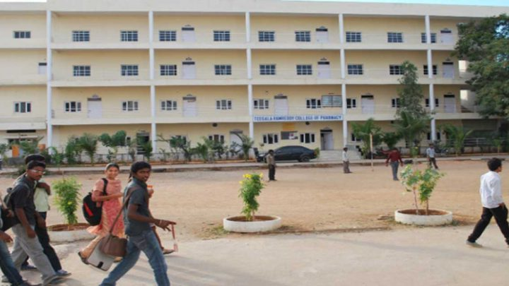 Teegala Ram Reddy College of Pharmacy