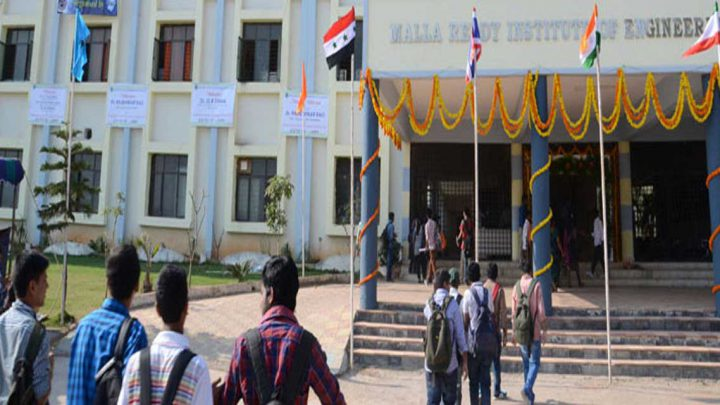 Malla Reddy Institute of Engineering and Technology