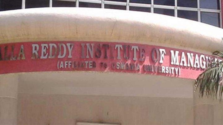 Malla Reddy Institute of Management