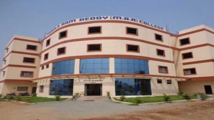 Pannala Ram Reddy College of Bussiness Management