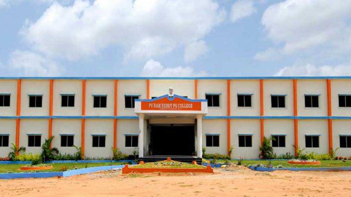 PV Ram Reddy PG College