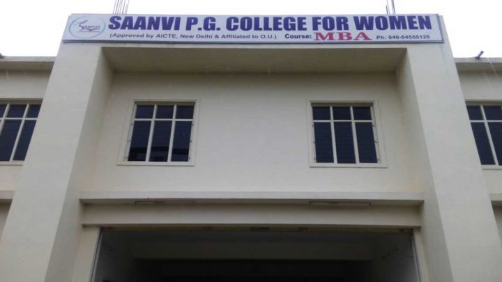 Saanvi PG College for Women