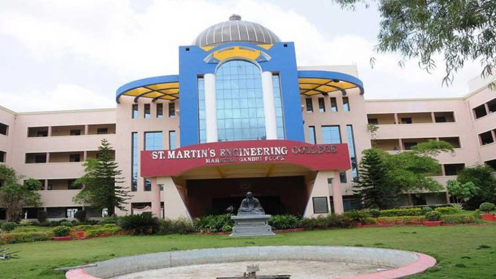 St. Martins Engineering College