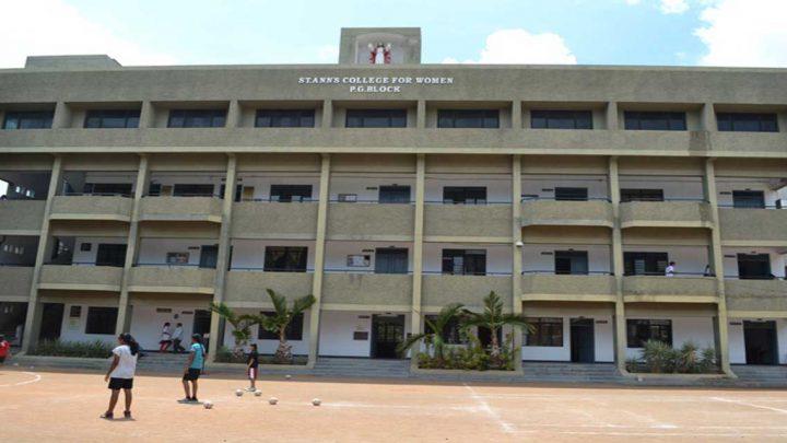 St. Anns College for Women PG Centre