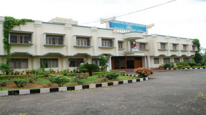 St. Anns Post Graduate College for Women